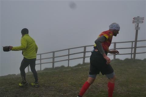 TRAIL di PIZZO San Michele N°3157 FOTO scattate a raffica in VETTA da Peppe Dalessio con nebbia e gran freddo - foto 980