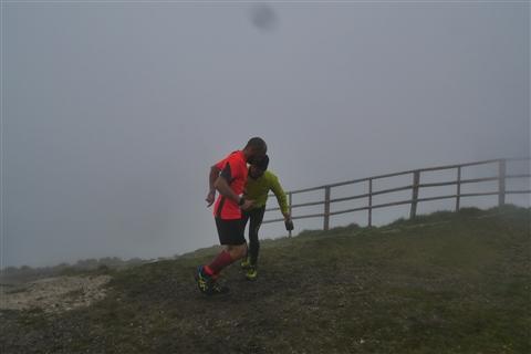 TRAIL di PIZZO San Michele N°3157 FOTO scattate a raffica in VETTA da Peppe Dalessio con nebbia e gran freddo - foto 996