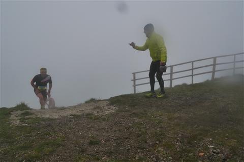 TRAIL di PIZZO San Michele N°3157 FOTO scattate a raffica in VETTA da Peppe Dalessio con nebbia e gran freddo - foto 1014
