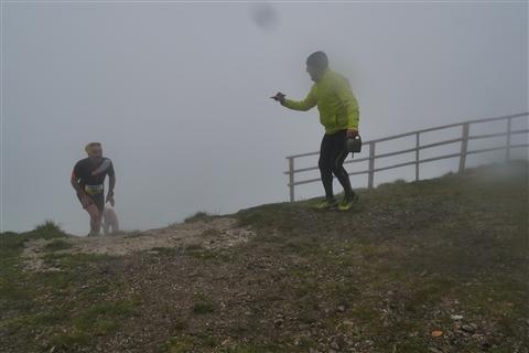 TRAIL di PIZZO San Michele N°3157 FOTO scattate a raffica in VETTA da Peppe Dalessio con nebbia e gran freddo - foto 1015