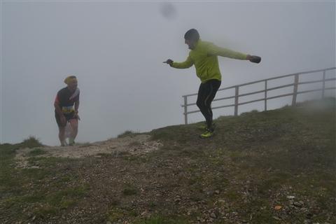 TRAIL di PIZZO San Michele N°3157 FOTO scattate a raffica in VETTA da Peppe Dalessio con nebbia e gran freddo - foto 1019