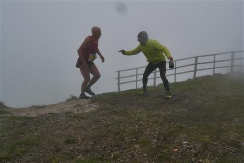 TRAIL di PIZZO San Michele N°3157 FOTO scattate a raffica in VETTA da Peppe Dalessio con nebbia e gran freddo - foto 1064