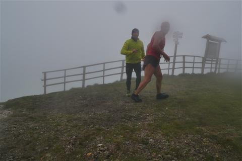TRAIL di PIZZO San Michele N°3157 FOTO scattate a raffica in VETTA da Peppe Dalessio con nebbia e gran freddo - foto 1079