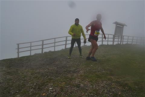 TRAIL di PIZZO San Michele N°3157 FOTO scattate a raffica in VETTA da Peppe Dalessio con nebbia e gran freddo - foto 1081