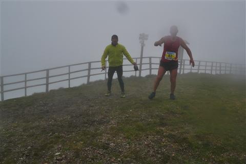 TRAIL di PIZZO San Michele N°3157 FOTO scattate a raffica in VETTA da Peppe Dalessio con nebbia e gran freddo - foto 1086