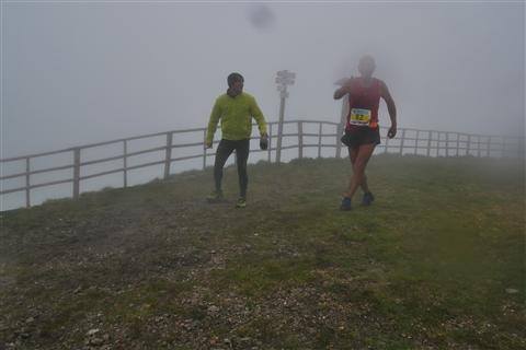 TRAIL di PIZZO San Michele N°3157 FOTO scattate a raffica in VETTA da Peppe Dalessio con nebbia e gran freddo - foto 1089