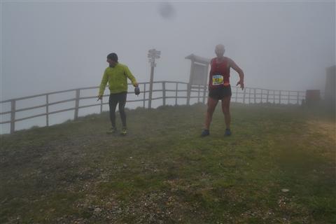 TRAIL di PIZZO San Michele N°3157 FOTO scattate a raffica in VETTA da Peppe Dalessio con nebbia e gran freddo - foto 1094
