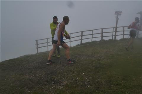 TRAIL di PIZZO San Michele N°3157 FOTO scattate a raffica in VETTA da Peppe Dalessio con nebbia e gran freddo - foto 1142