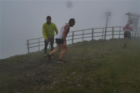 TRAIL di PIZZO San Michele N°3157 FOTO scattate a raffica in VETTA da Peppe Dalessio con nebbia e gran freddo - foto 1144