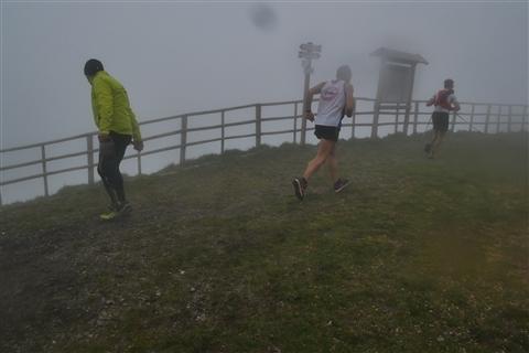 TRAIL di PIZZO San Michele N°3157 FOTO scattate a raffica in VETTA da Peppe Dalessio con nebbia e gran freddo - foto 1152
