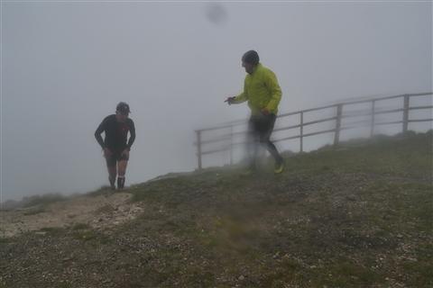 TRAIL di PIZZO San Michele N°3157 FOTO scattate a raffica in VETTA da Peppe Dalessio con nebbia e gran freddo - foto 1192