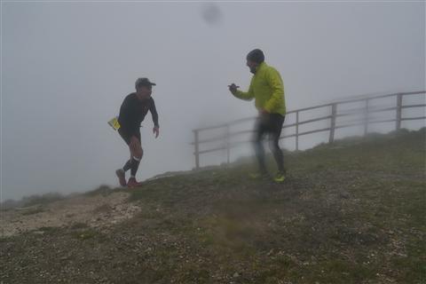 TRAIL di PIZZO San Michele N°3157 FOTO scattate a raffica in VETTA da Peppe Dalessio con nebbia e gran freddo - foto 1198