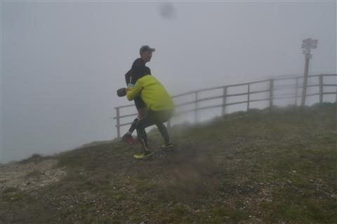 TRAIL di PIZZO San Michele N°3157 FOTO scattate a raffica in VETTA da Peppe Dalessio con nebbia e gran freddo - foto 1210
