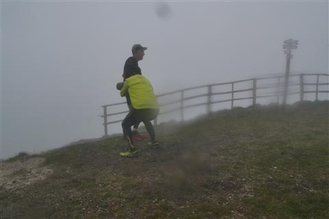 TRAIL di PIZZO San Michele N°3157 FOTO scattate a raffica in VETTA da Peppe Dalessio con nebbia e gran freddo - foto 1212