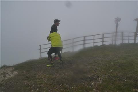 TRAIL di PIZZO San Michele N°3157 FOTO scattate a raffica in VETTA da Peppe Dalessio con nebbia e gran freddo - foto 1214