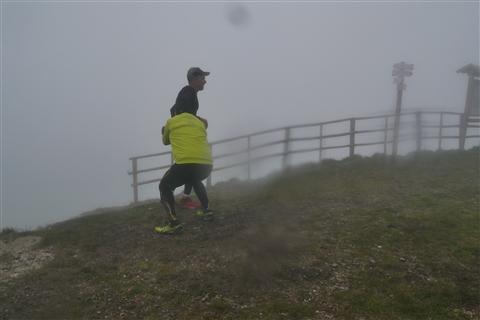 TRAIL di PIZZO San Michele N°3157 FOTO scattate a raffica in VETTA da Peppe Dalessio con nebbia e gran freddo - foto 1215