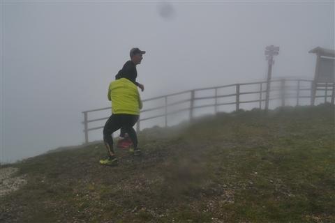 TRAIL di PIZZO San Michele N°3157 FOTO scattate a raffica in VETTA da Peppe Dalessio con nebbia e gran freddo - foto 1217