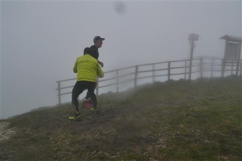 TRAIL di PIZZO San Michele N°3157 FOTO scattate a raffica in VETTA da Peppe Dalessio con nebbia e gran freddo - foto 1218
