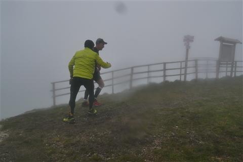 TRAIL di PIZZO San Michele N°3157 FOTO scattate a raffica in VETTA da Peppe Dalessio con nebbia e gran freddo - foto 1220