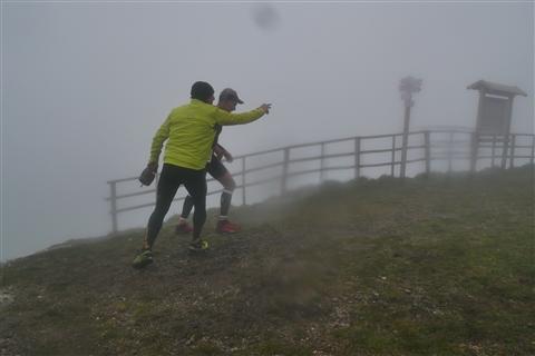 TRAIL di PIZZO San Michele N°3157 FOTO scattate a raffica in VETTA da Peppe Dalessio con nebbia e gran freddo - foto 1221