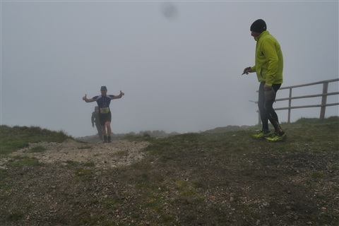 TRAIL di PIZZO San Michele N°3157 FOTO scattate a raffica in VETTA da Peppe Dalessio con nebbia e gran freddo - foto 1230