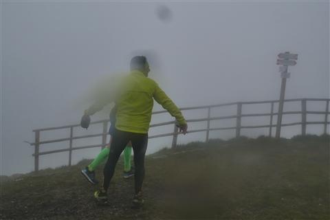 TRAIL di PIZZO San Michele N°3157 FOTO scattate a raffica in VETTA da Peppe Dalessio con nebbia e gran freddo - foto 1513