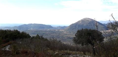 Trail del GRIFONE ....Borgo medievale di Terravecchia -Giffoni 18 novembre 2018- - foto 2