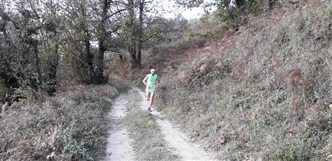 Trail del GRIFONE ....Borgo medievale di Terravecchia -Giffoni 18 novembre 2018- - foto 9