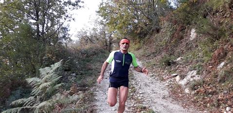 Trail del GRIFONE ....Borgo medievale di Terravecchia -Giffoni 18 novembre 2018- - foto 11