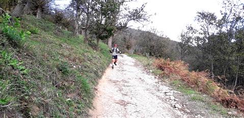 Trail del GRIFONE ....Borgo medievale di Terravecchia -Giffoni 18 novembre 2018- - foto 16