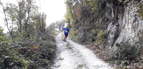 Trail del GRIFONE ....Borgo medievale di Terravecchia -Giffoni 18 novembre 2018- - foto 19