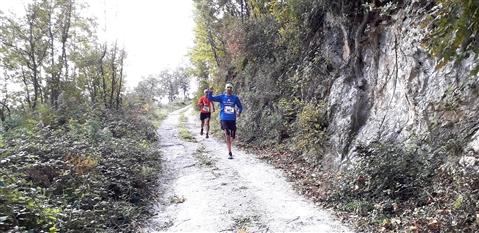 Trail del GRIFONE ....Borgo medievale di Terravecchia -Giffoni 18 novembre 2018- - foto 20