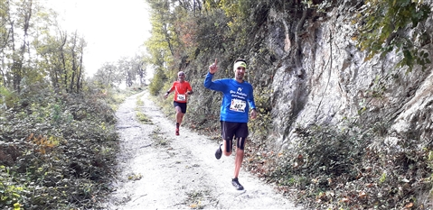 Trail del GRIFONE ....Borgo medievale di Terravecchia -Giffoni 18 novembre 2018- - foto 21