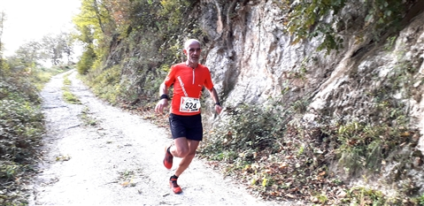 Trail del GRIFONE ....Borgo medievale di Terravecchia -Giffoni 18 novembre 2018- - foto 22