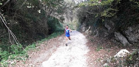 Trail del GRIFONE ....Borgo medievale di Terravecchia -Giffoni 18 novembre 2018- - foto 23
