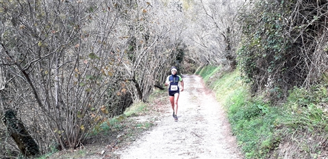 Trail del GRIFONE ....Borgo medievale di Terravecchia -Giffoni 18 novembre 2018- - foto 24