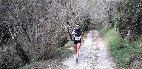 Trail del GRIFONE ....Borgo medievale di Terravecchia -Giffoni 18 novembre 2018- - foto 25