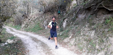 Trail del GRIFONE ....Borgo medievale di Terravecchia -Giffoni 18 novembre 2018- - foto 26