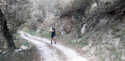 Trail del GRIFONE ....Borgo medievale di Terravecchia -Giffoni 18 novembre 2018- - foto 27
