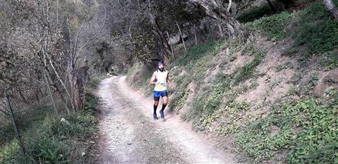 Trail del GRIFONE ....Borgo medievale di Terravecchia -Giffoni 18 novembre 2018- - foto 29