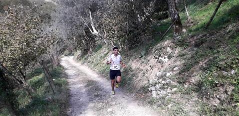 Trail del GRIFONE ....Borgo medievale di Terravecchia -Giffoni 18 novembre 2018- - foto 30