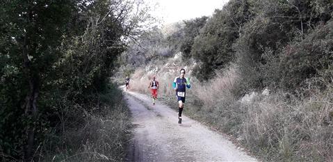 Trail del GRIFONE ....Borgo medievale di Terravecchia -Giffoni 18 novembre 2018- - foto 34