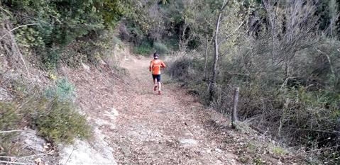 Trail del GRIFONE ....Borgo medievale di Terravecchia -Giffoni 18 novembre 2018- - foto 40