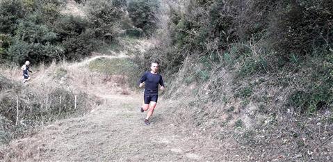 Trail del GRIFONE ....Borgo medievale di Terravecchia -Giffoni 18 novembre 2018- - foto 41