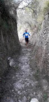 Trail del GRIFONE ....Borgo medievale di Terravecchia -Giffoni 18 novembre 2018- - foto 49