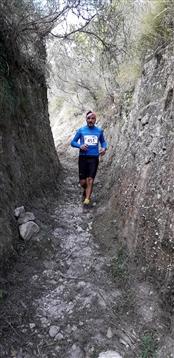 Trail del GRIFONE ....Borgo medievale di Terravecchia -Giffoni 18 novembre 2018- - foto 50