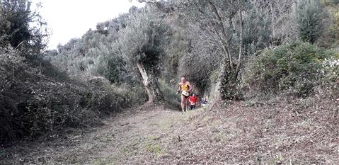 Trail del GRIFONE ....Borgo medievale di Terravecchia -Giffoni 18 novembre 2018- - foto 51