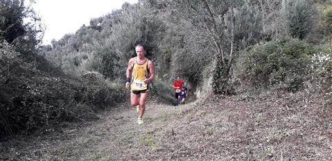 Trail del GRIFONE ....Borgo medievale di Terravecchia -Giffoni 18 novembre 2018- - foto 52