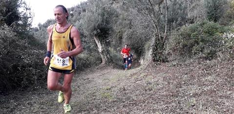 Trail del GRIFONE ....Borgo medievale di Terravecchia -Giffoni 18 novembre 2018- - foto 53