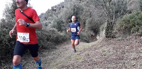 Trail del GRIFONE ....Borgo medievale di Terravecchia -Giffoni 18 novembre 2018- - foto 55